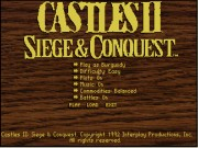 Castles II: Siege and Conquest - Floppy Version Game