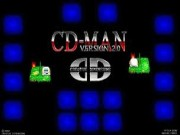CD-MAN game