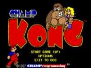 CHAMP Kong Game