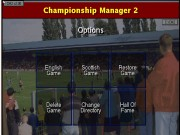 Championship Manager 2 Game