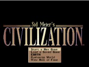 Sid Meier's Civilization Game
