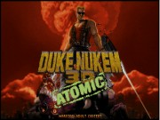 Duke Nukem 3D on Msdos Game