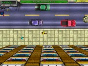 Grand Theft Auto (slow) Game
