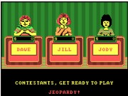 Jeopardy! on Msdos Game