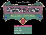 Knights of Xentar game