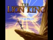 The Lion King on Msdos