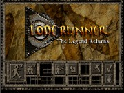 Lode Runner: The Legend Returns Game