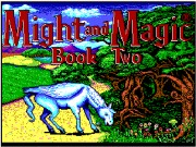 Might and Magic II: Gates to Another World on Msdos