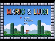 MARIO & LUIGI by Mike Wiering Game