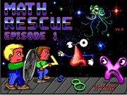 Math Rescue - Shareware