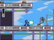 Mega Man X on Msdos Game