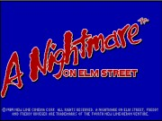 A Nightmare on Elm Street on Msdos Game