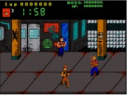 Renegade on Msdos Game