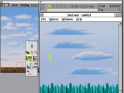 SimTower (Windows 3.11) Game