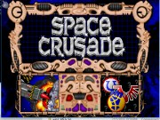 Space Crusade Game