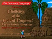 Super Solvers: Challenge of the Ancient Empires Game