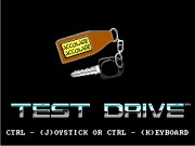 Test Drive Game
