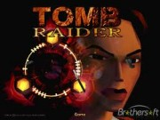 Tomb Raider on Msdos Game