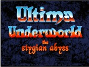 Ultima Underworld: The Stygian Abyss game