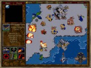 Warcraft II: Tides of Darkness Game