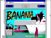 Banania (Windows 3.11) Game