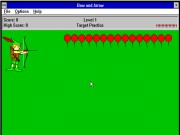 Bow and Arrow Game