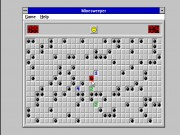 Windows Minesweeper Game