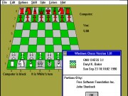 GNU Chess Game